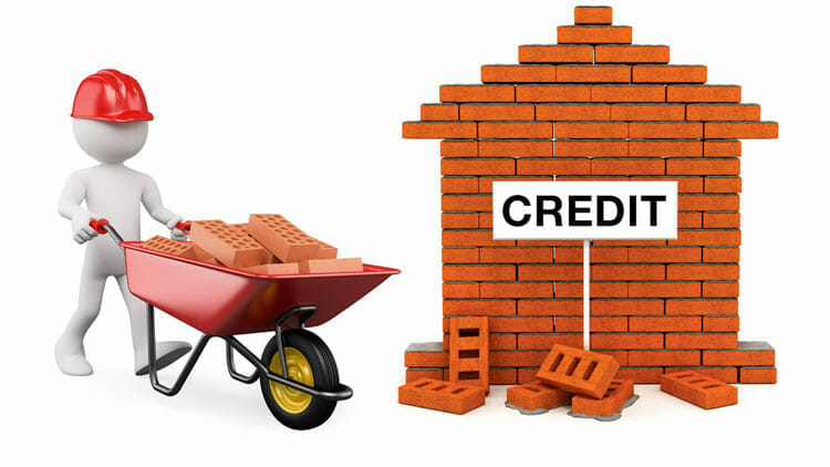 how to build credit