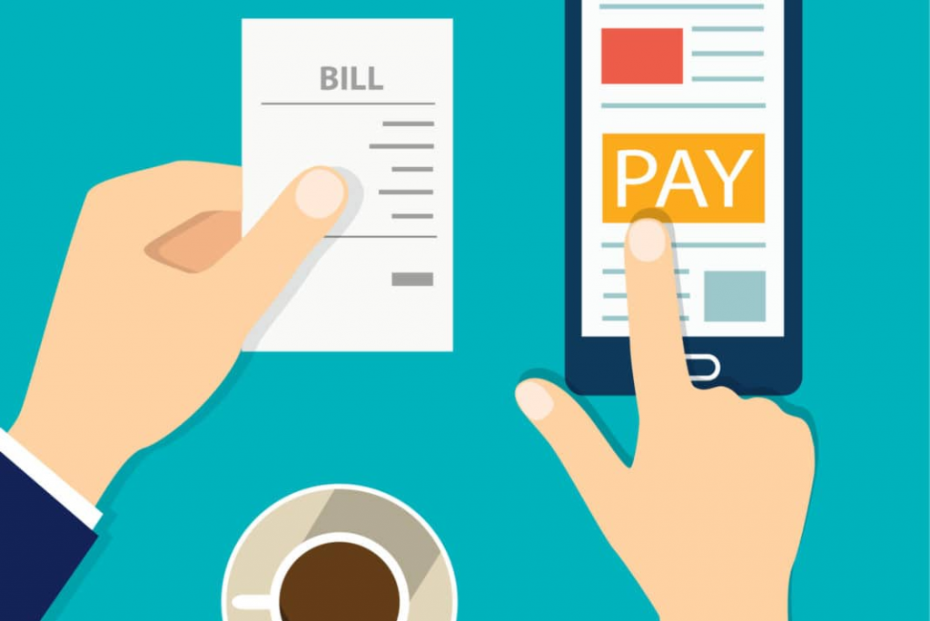 pay your bills to get credit