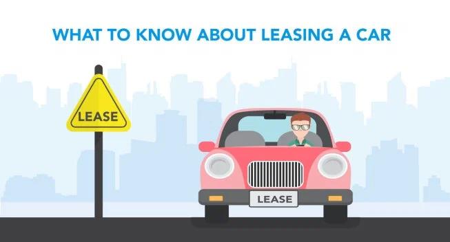 minimum credit score to lease a car